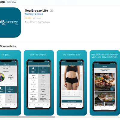 Sea Breeze Life App