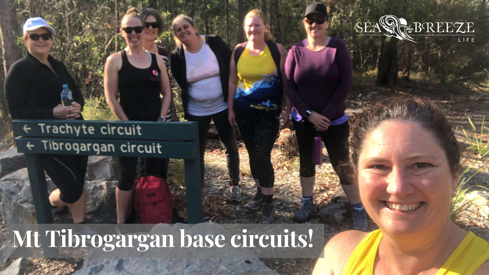 Mt Tibrogargan Base Circuit