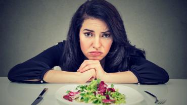 Diet depression